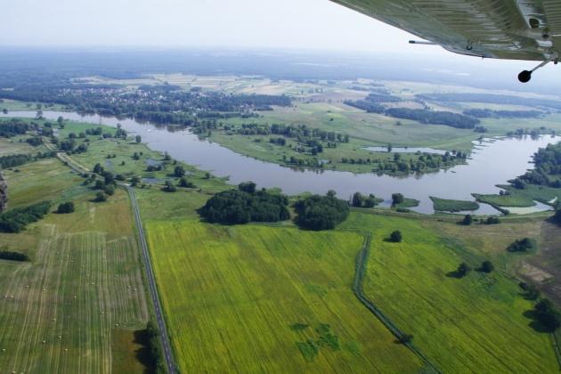 Województwo lubuskie 2011 - Zdjęcia lotnicze HD