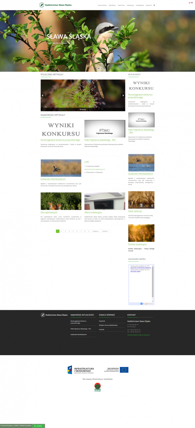 Portal naturalna Sława
